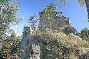 Ruine Burg Karlsfried, 22.09.2006 Prazak