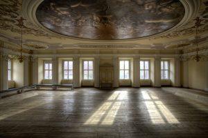 Barocksaal im Heffterbau