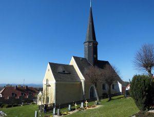 St. Wenzelslaus Kirche Jauernick-Buschbach.