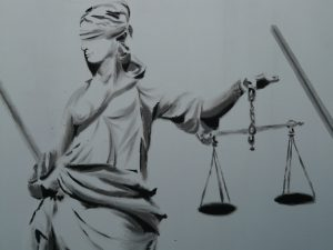 Blinde Justizia