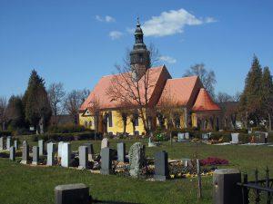 Kirche Markersdorf