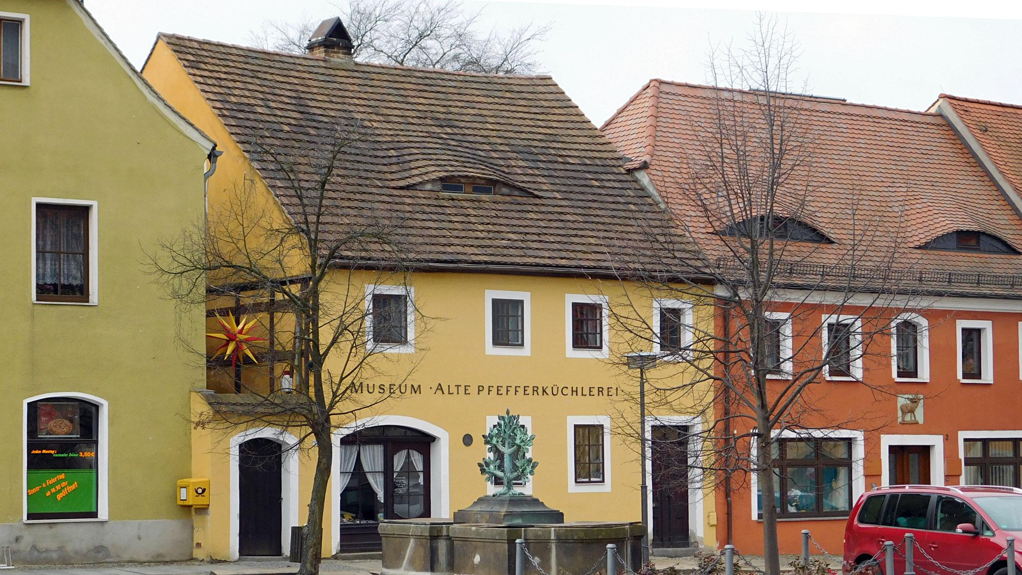 Oberlausitz Alte Pfefferküchlerei