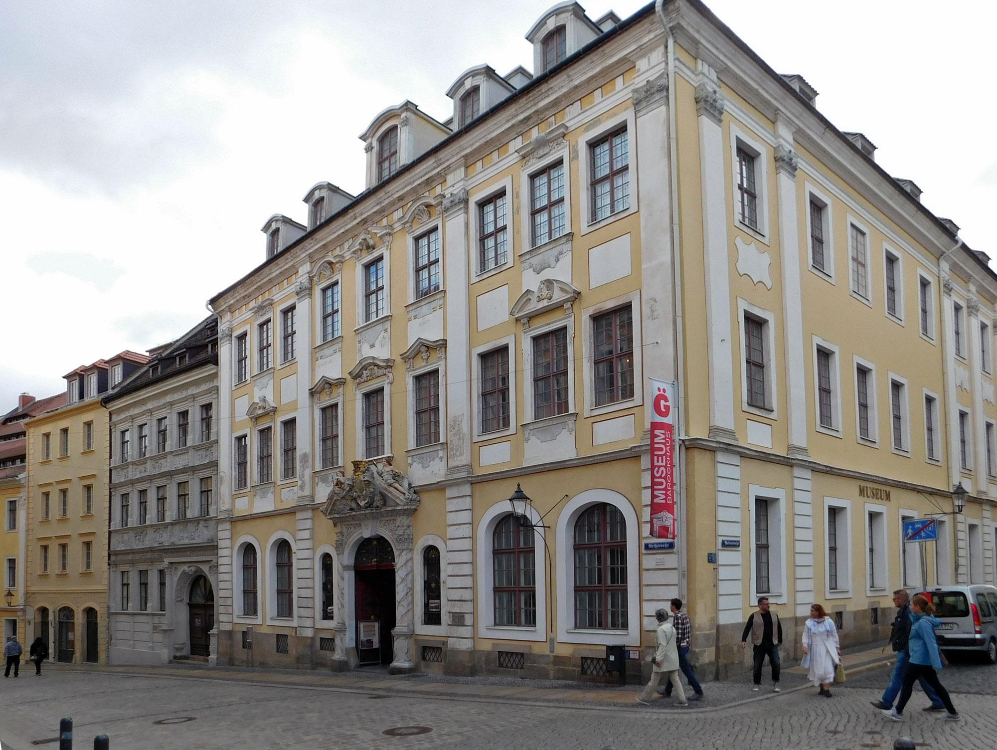 Oberlausitzische Gesellschaft der Wissenschaften Barockhaus 1