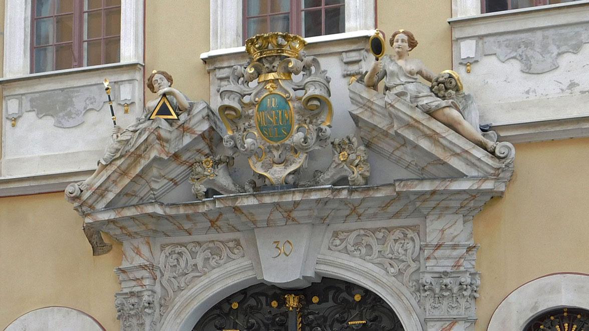 Oberlausitzische Gesellschaft der Wissenschaften Barockhaus