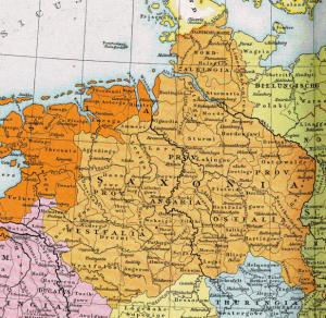 Sachsen Herzogtum