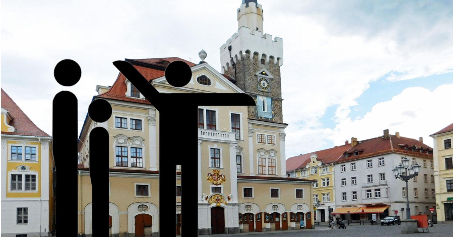 Oberlausitz Stadtführung-Löbau-FB